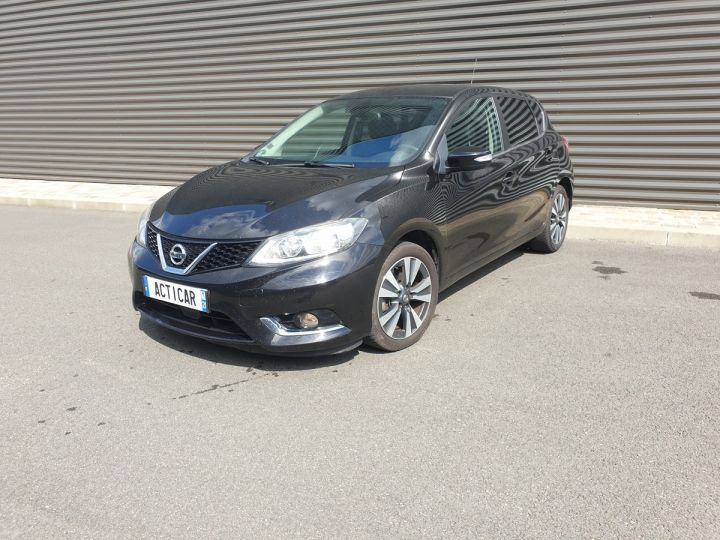 Nissan Pulsar 1.5dci 110 connect edition bv6 ioii Noir Occasion - 1