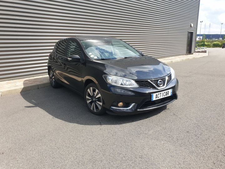 Nissan Pulsar 1.5dci 110 connect edition bv6 ioii Noir Occasion - 2