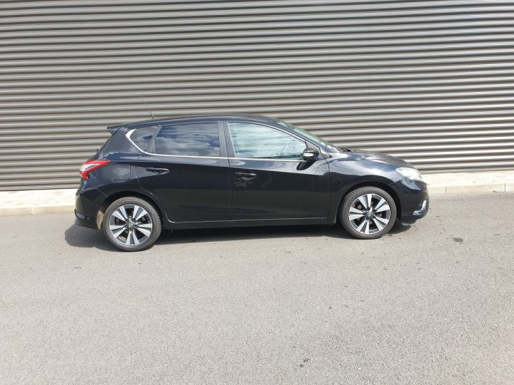 Nissan Pulsar 1.5dci 110 connect edition bv6 ioii Noir Occasion - 3