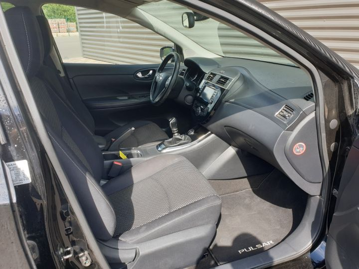 Nissan Pulsar 1.5dci 110 connect edition bv6 ioii Noir Occasion - 6