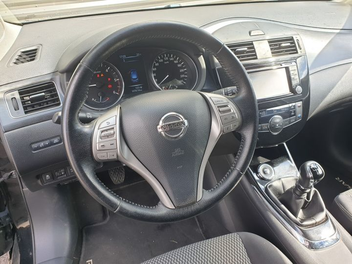 Nissan Pulsar 1.5dci 110 connect edition bv6 ioii Noir Occasion - 14