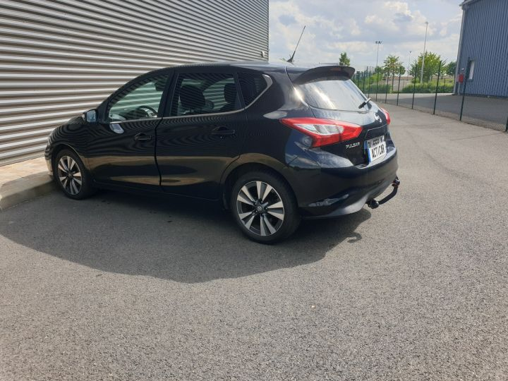 Nissan Pulsar 1.5dci 110 connect edition bv6 ioii Noir Occasion - 18