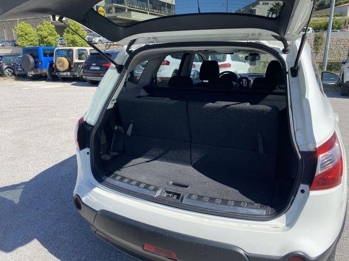 Nissan Qashqai +2 2.0 140CH CONNECT EDITION EURO5 Blanc - 3