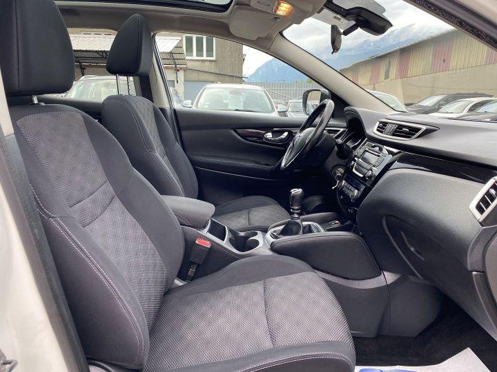 Nissan Qashqai 1.5 DCI 110CH ACENTA Blanc - 10