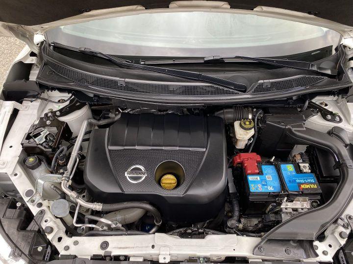 Nissan Qashqai 1.5 DCI 110CH ACENTA Blanc - 15