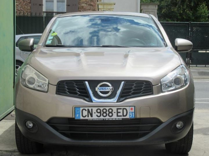 Nissan QASHQAI 1.5 DCI 110CH FAP ACENTA BEIGE Occasion - 5