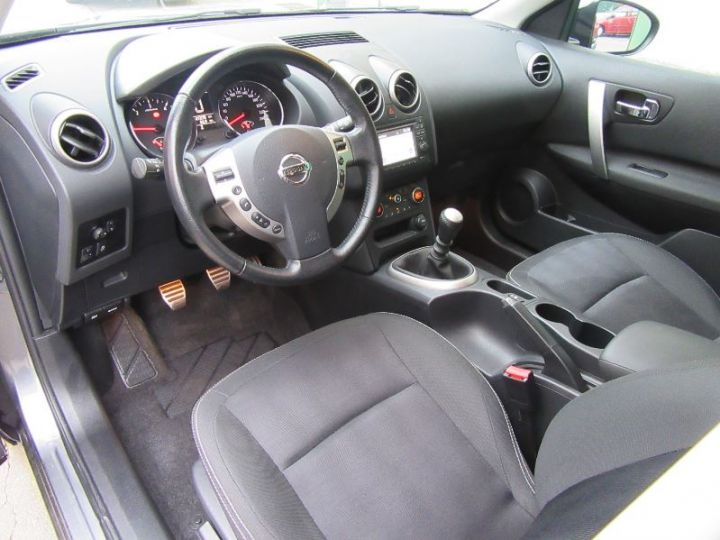 Nissan QASHQAI 1.5 DCI 110CH FAP ULTIMATE EDITION GRIS Occasion - 2