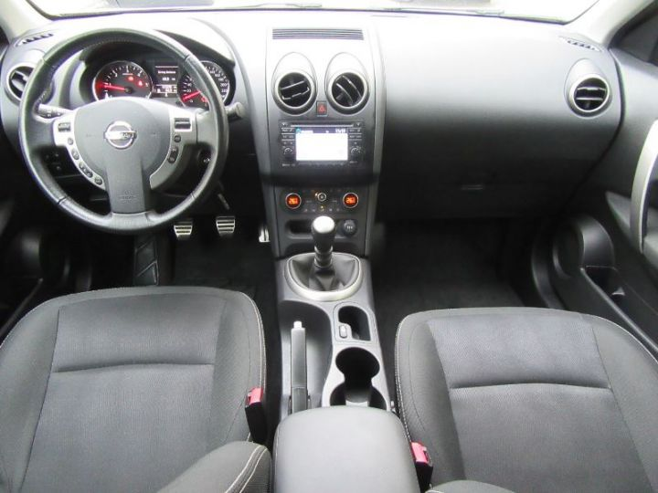 Nissan QASHQAI 1.5 DCI 110CH FAP ULTIMATE EDITION GRIS Occasion - 8