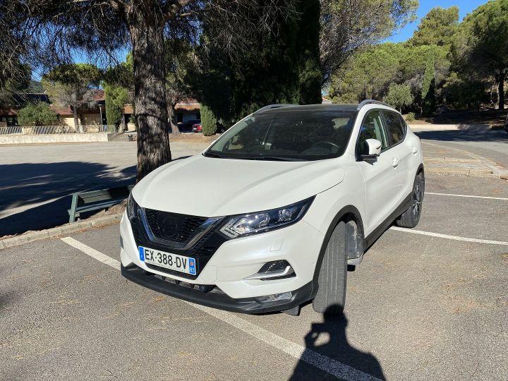Nissan Qashqai 1.5 DCI 110CH N-CONNECTA Blanc - 1