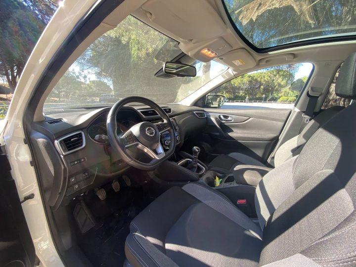 Nissan Qashqai 1.5 DCI 110CH N-CONNECTA Blanc - 3