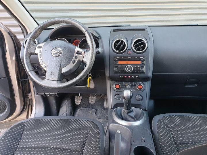 Nissan QASHQAI 1.6 - 115 ACENTA Marron Métallisé Occasion - 5
