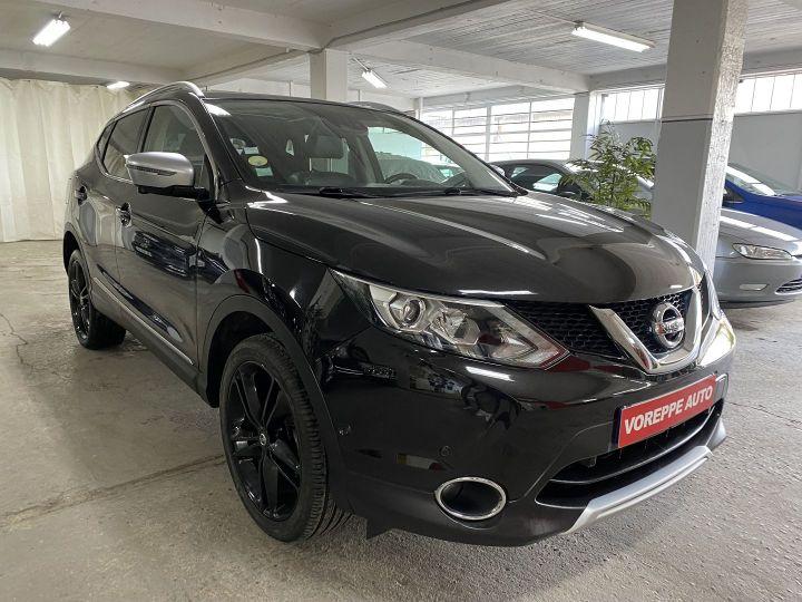 Nissan Qashqai 1.6 DCI 130CH BLACK EDITION ALL-MODE 4X4-I EURO6 Noir - 3