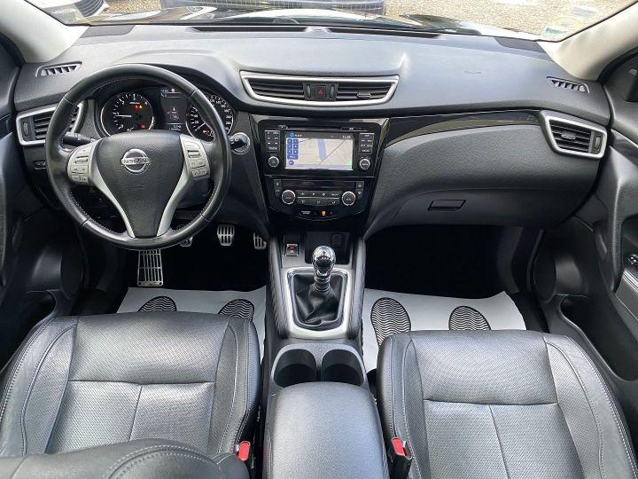 Nissan Qashqai 1.6 DCI 130CH BLACK EDITION ALL-MODE 4X4-I EURO6 Noir - 8