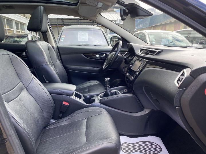 Nissan Qashqai 1.6 DCI 130CH BLACK EDITION ALL-MODE 4X4-I EURO6 Noir - 10