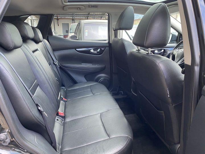 Nissan Qashqai 1.6 DCI 130CH BLACK EDITION ALL-MODE 4X4-I EURO6 Noir - 12