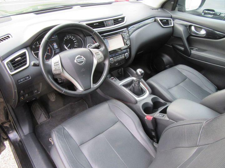 Nissan QASHQAI 1.6 DCI 130CH TEKNA Noir Occasion - 2