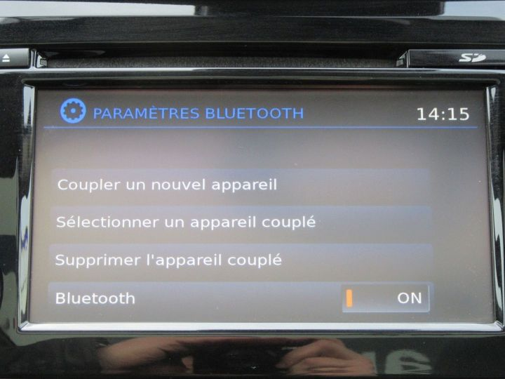 Nissan QASHQAI 1.6 DCI 130CH TEKNA Noir Occasion - 20