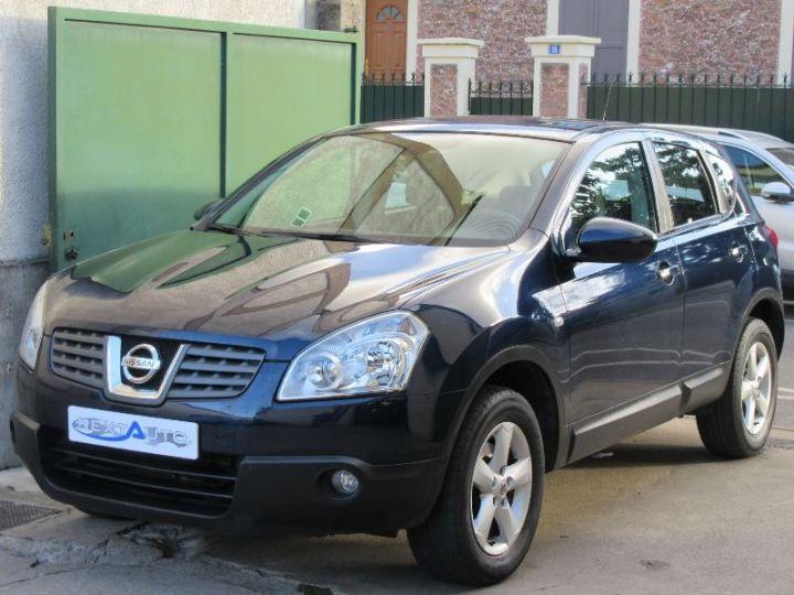Nissan QASHQAI 2.0 140CH ACENTA PACK CVT BLEU NUIT Occasion - 1