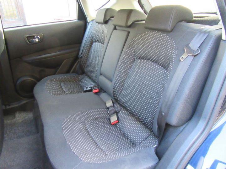 Nissan QASHQAI 2.0 140CH ACENTA PACK CVT BLEU NUIT Occasion - 11