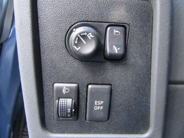 Nissan QASHQAI 2.0 140CH ACENTA PACK CVT BLEU NUIT Occasion - 18