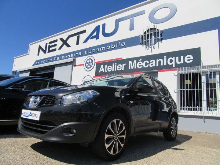 Nissan QASHQAI 2.0 140CH TEKNA EURO5 Noir Occasion - 1