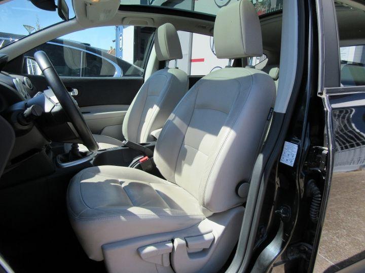 Nissan QASHQAI 2.0 140CH TEKNA EURO5 Noir Occasion - 4