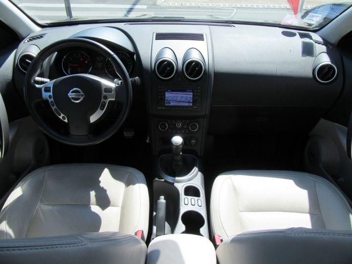 Nissan QASHQAI 2.0 140CH TEKNA EURO5 Noir Occasion - 8