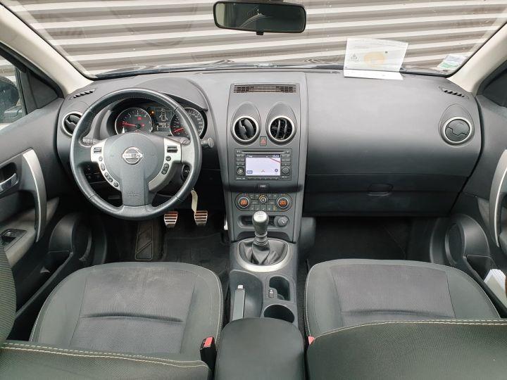 Nissan Qashqai 2 1.6 dci 130 connect edition bv6 Noir Occasion - 5