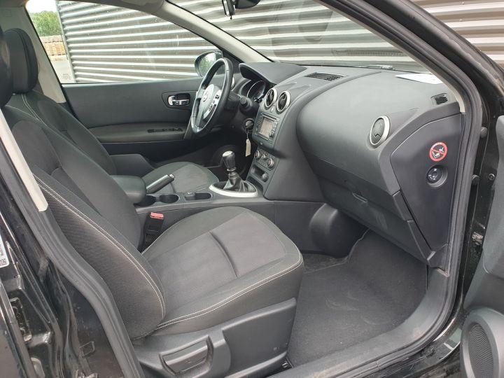 Nissan Qashqai 2 1.6 dci 130 connect edition bv6 Noir Occasion - 8