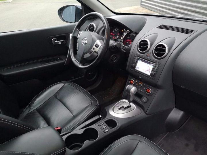 Nissan QASHQAI (2) 2.0 140 TEKNA M-CVT Gris Métallisé Occasion - 12