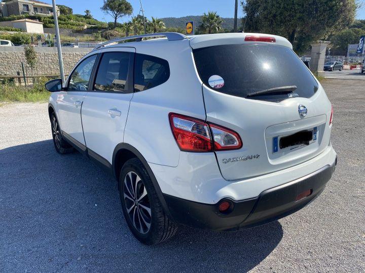 Nissan QASHQAI +2 2.0 140CH CONNECT EDITION EURO5 Blanc - 2