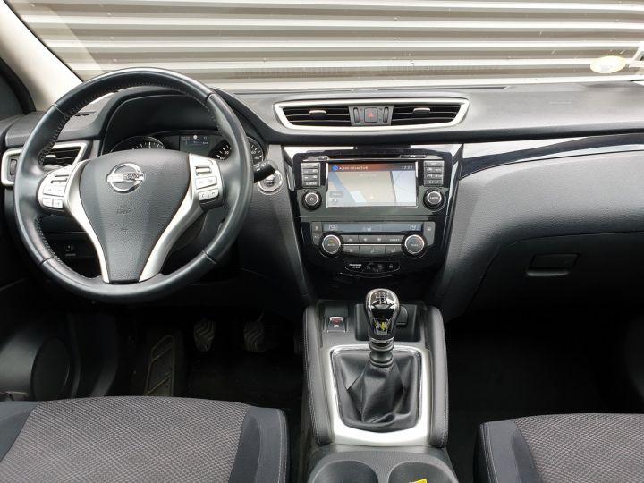 Nissan QASHQAI 2 II 1.6 DCI 130 CONNECT EDITION II Gris Métallisé Occasion - 5