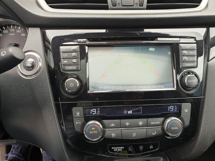 Nissan QASHQAI 2 II 1.6 DCI 130 CONNECT EDITION II Gris Métallisé Occasion - 6