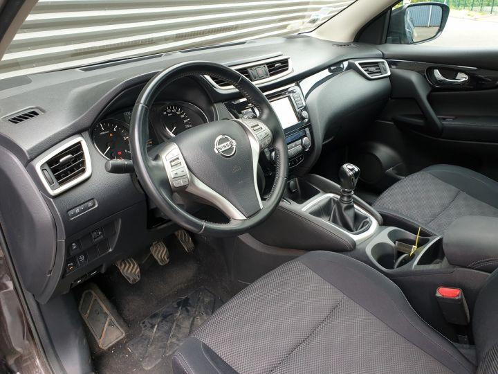 Nissan QASHQAI 2 II 1.6 DCI 130 CONNECT EDITION II Gris Métallisé Occasion - 11