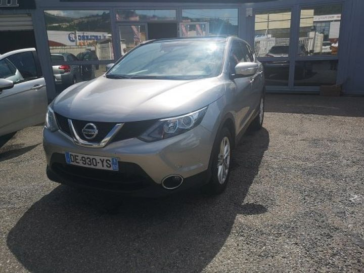 Nissan QASHQAI CONNECT EDITION GRIS METAL Occasion - 1