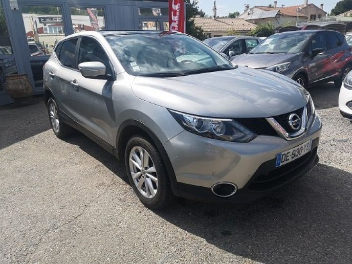 Nissan QASHQAI CONNECT EDITION GRIS METAL Occasion - 2