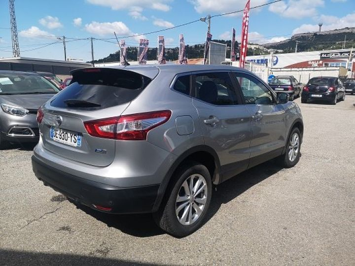 Nissan QASHQAI CONNECT EDITION GRIS METAL Occasion - 3
