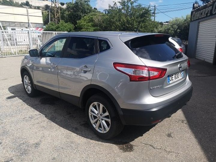Nissan QASHQAI CONNECT EDITION GRIS METAL Occasion - 4