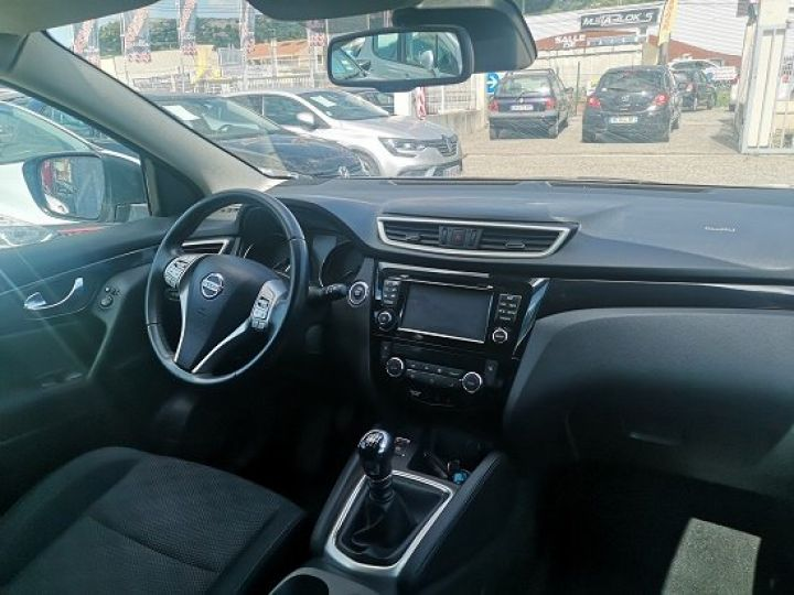 Nissan QASHQAI CONNECT EDITION GRIS METAL Occasion - 5