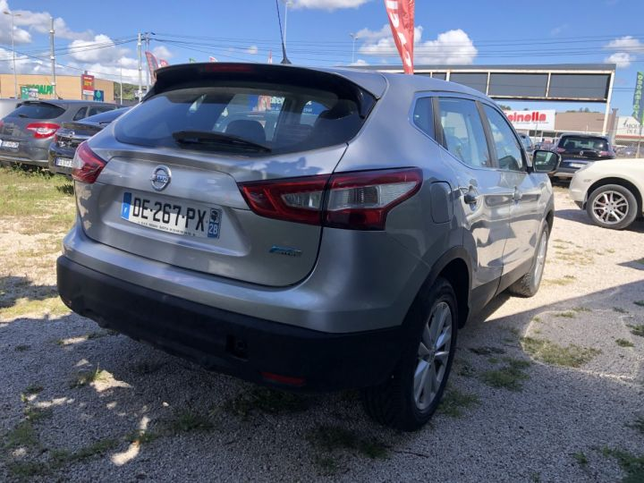 Nissan QASHQAI CONNECT-EDITION GRIS METAL Occasion - 3