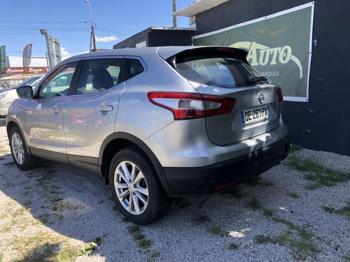 Nissan Qashqai CONNECT-EDITION GRIS METAL Occasion - 4