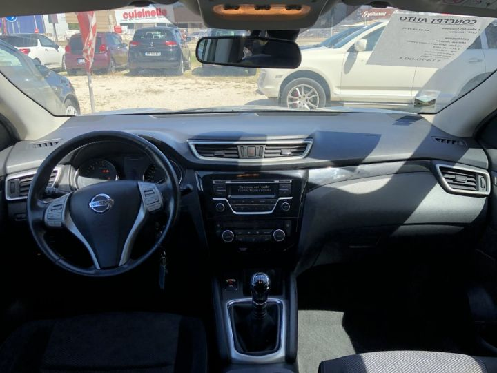 Nissan QASHQAI CONNECT-EDITION GRIS METAL Occasion - 5