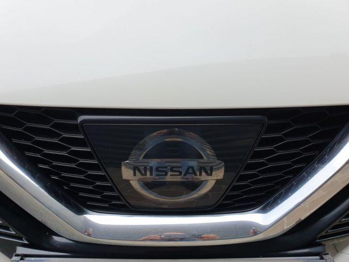 Nissan Qashqai ii 2 1.6 t 163 connecta bv6 Blanc Occasion - 5