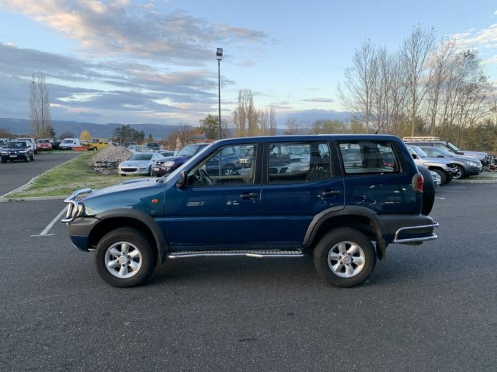Nissan TERRANO 2.7 L TDI 125 CV Long Sport Bleu - 3