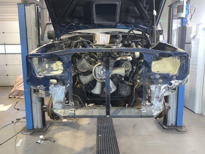 Nissan TERRANO 2.7 L TDI 125 CV Long Sport Bleu - 11