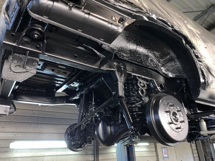 Nissan TERRANO 2.7 L TDI 125 CV Long Sport Bleu - 21