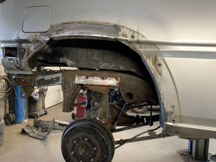 Nissan TERRANO 2.7 L TDI 125 CV Sport Gris clair - 13
