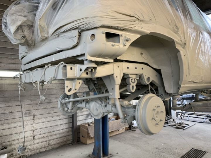 Nissan TERRANO 2.7 L TDI 125 CV Sport Gris clair - 17