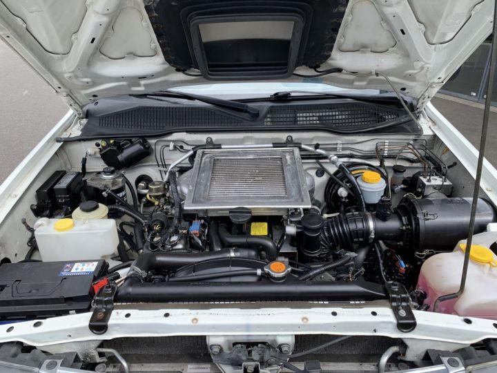 Nissan TERRANO 2.7 L TDI 125 CV Sport Blanc - 7