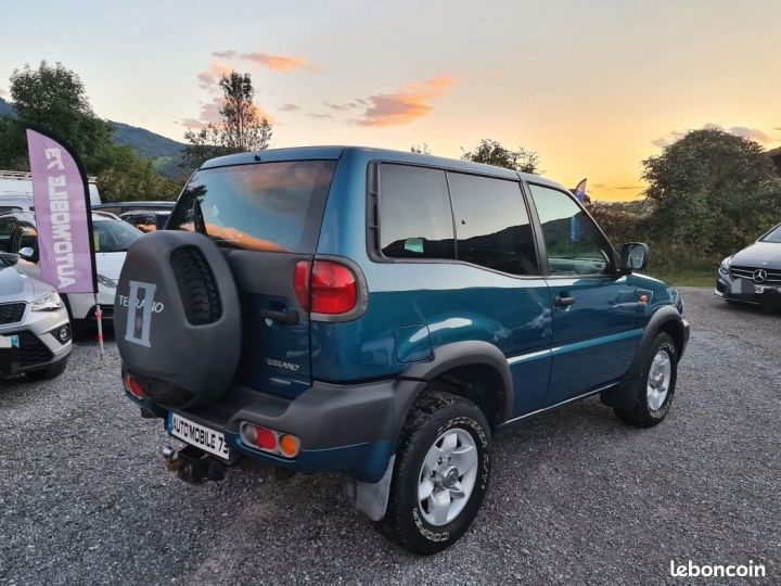 Nissan Terrano ll 4x4 3.0 ditd 154 ULTIMATE 08/2003 CLIM ATTELAGE PARE BUFFLES  - 2
